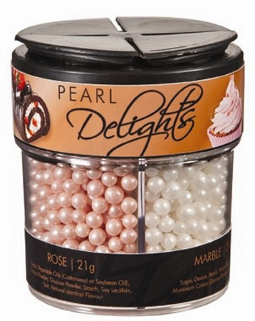 Cake Decoraties Pearls 125ml
