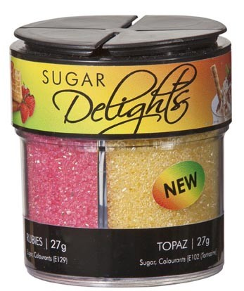 Smart Spice Cake Decoraties Sugar 125 ml