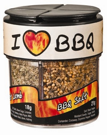 Smart Spice I Love BBQ 125 ml