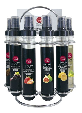 Balsamic Infused Spray 6x with Rack