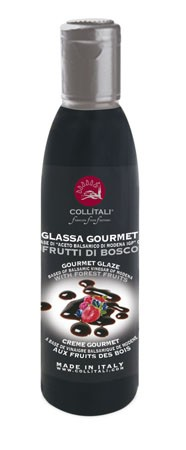 Balsamic Vinegar Sauce Forest Fruit 150ml