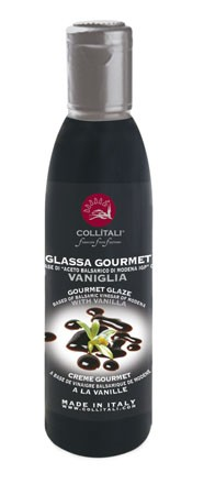Balsamic Vinegar Sauce Vanilia 150ml