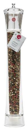 Big Grinder Transparant Mixed Pepper 140gr