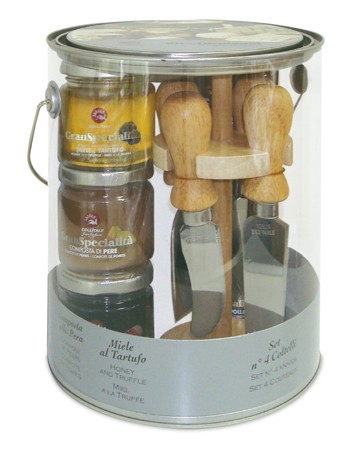 CILINDER Giftset Cheese