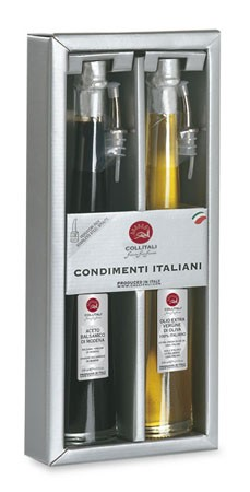 Giftset Extra Vigin Olive Oil & Balsamico