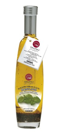 Olive Oil Basil 125ml