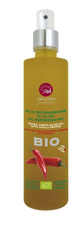 Olive Oil BIO Spray with Chilli 250ml