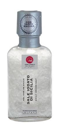 Refill Sicily Lodized Salt 270gr