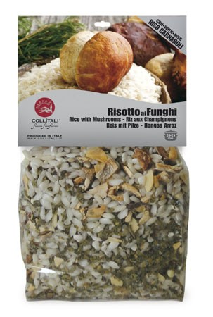 Risotto Mushrooms 250gram