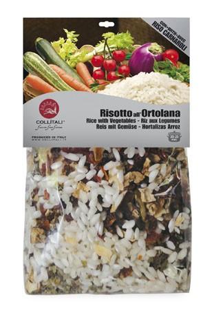 Risotto Vegetables 250gram