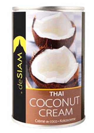 deSIAM Coconut Cream 400ml