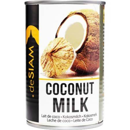 deSIAM Coconut Milk 400ml