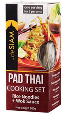 deSIAM Pad Thai Cooking Set 300gr