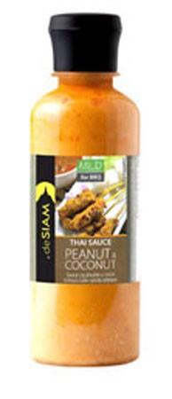 deSIAM Peanut & Coconut Sauce 285g