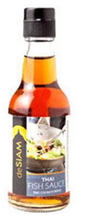 deSIAM Fish Sauces 60ml