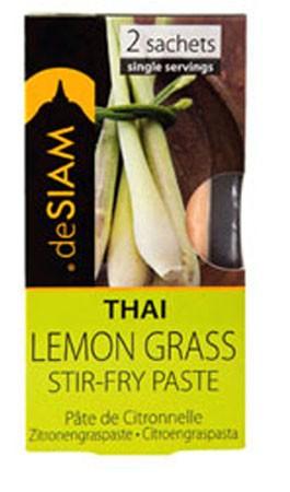 deSIAM Lemongrass Paste Marinade 2x15g