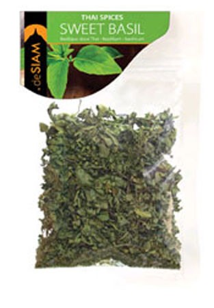 deSIAM Dried Sweet Basil 6g