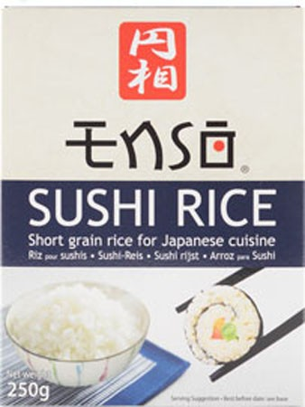 ENSO Sushi Rice 250gr