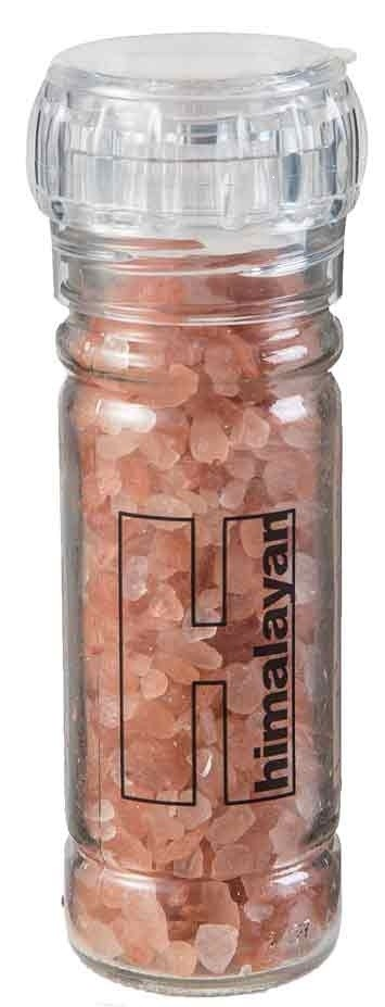 Himalaya Salt Grinder Glass 100gram
