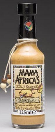 Mama Africa's Habanero Sauce 125ml