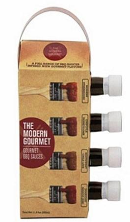 Modern Gourmet BBQ Sauces