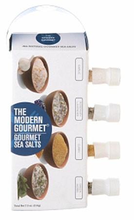 Modern Gourmet Flavor Infused Sea Salts