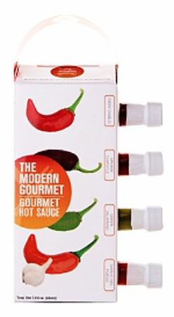 Modern Gourmet Hot Sauces