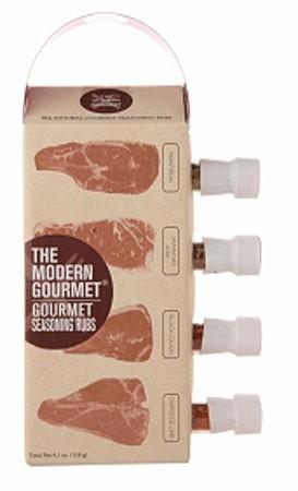 Modern Gourmet Seasoning Rubs