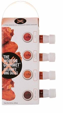 Modern Gourmet Wing Sauces
