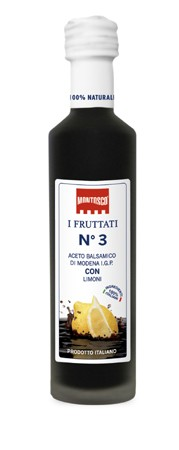 Balsamic Vinegar Lemon - 3 125ml