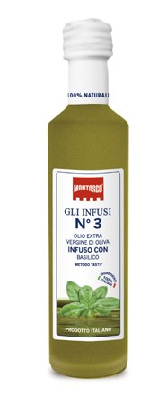 Olive Oil Basil - 3 125ml