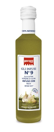 Olive Oil Garlic - 9 125ml