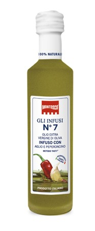 Olive Oil Garlic & Chilli - 7 125ml