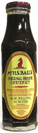 Mrs H.S. Ball's Original Chutney 470gr