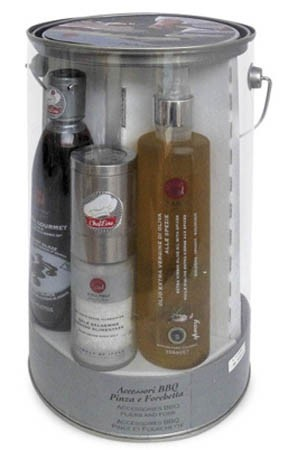 CILINDER Giftset Chef