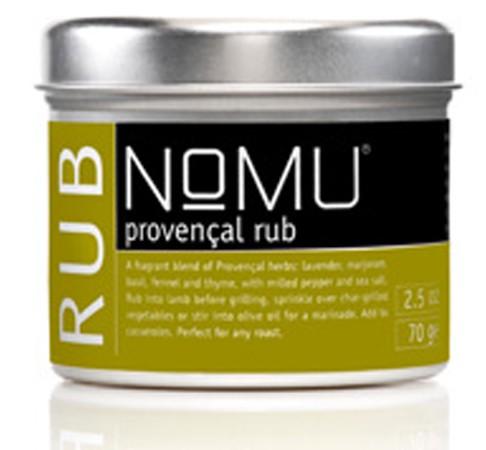 NoMU Provencal Rub 70gr