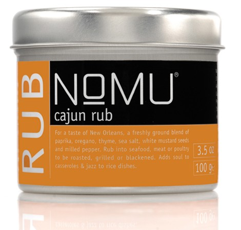 NoMU Cajun Rub 100gr
