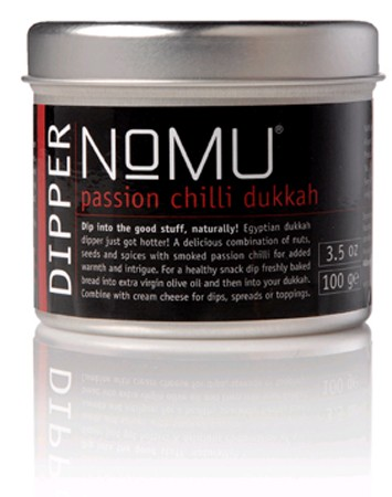 NoMU Passion Chilli Dukkah 100gr