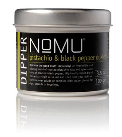 NoMU Pistachio & Black Pepper Dukkah 100gr