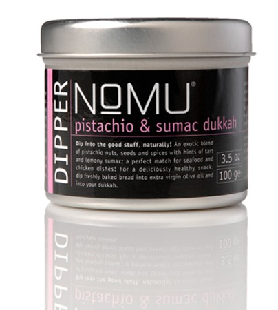 NoMU Pistachio & Sumac Dukkah 100gr