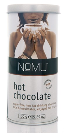 NoMU Sugar Free Hot Chocolate Tin 150gr