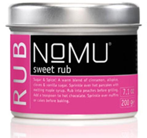 NoMU Sweet Rub 200gr
