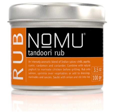 NoMU Tandoori Rub 100gr