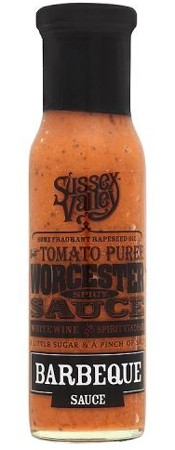 Sussex Valley BBQ Sauce 260gr