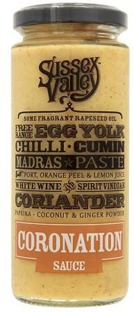 Sussex Valley Coronation Sauce 235gr