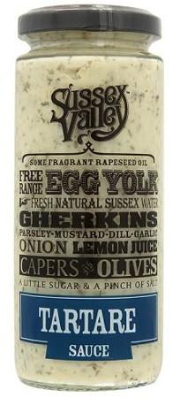 Sussex Valley Tartare Sauce 235gr