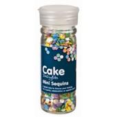 Cake Decoraties Mini Sequins 100ml