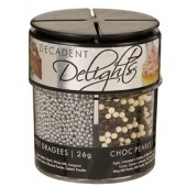 Cake Decoraties Silver 125ml