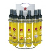 Olive Oil Infused Spray 6x with Rack