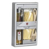 Giftset Pasta, Olive Oil & Bailingscoop